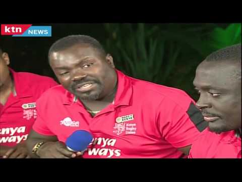 Jeff Koinange Live with the Kenya Rugby 7s team, 21st April 2016 (Part 3)