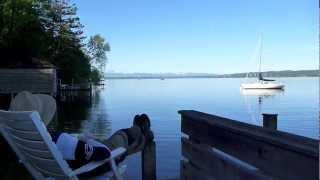 Aoki Takamasa Askari Wet Condition / Ein Bootshaus macht viel Arbeit