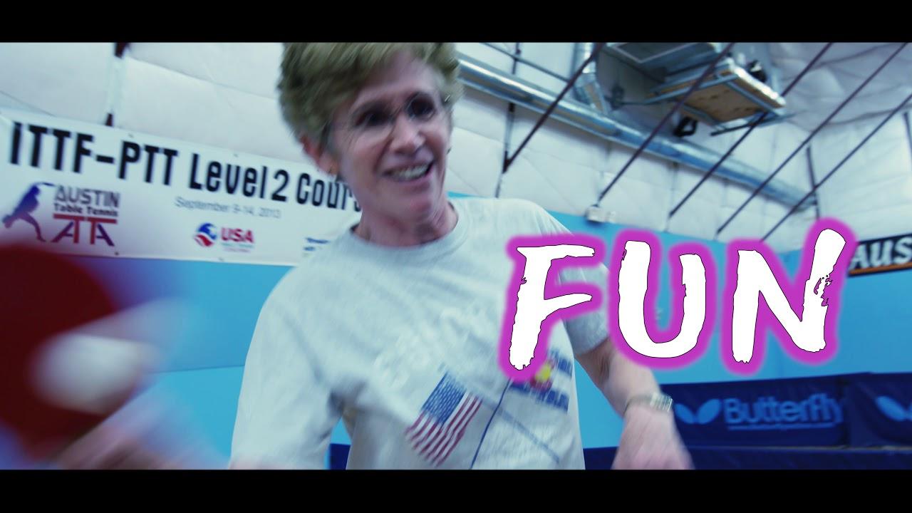 Why Do You Play Austin Table Tennis Club