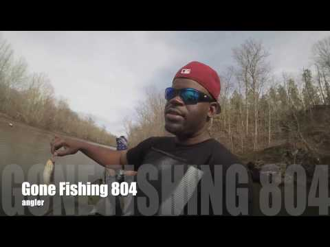 Catfishing On Chesdin Landing