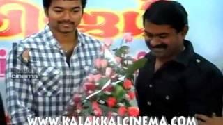 Vijay Birthday Cele Tion