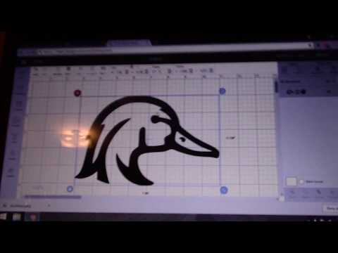 Cricut - turn any image into a cut image on Design space using the erase tool clean up tutorial