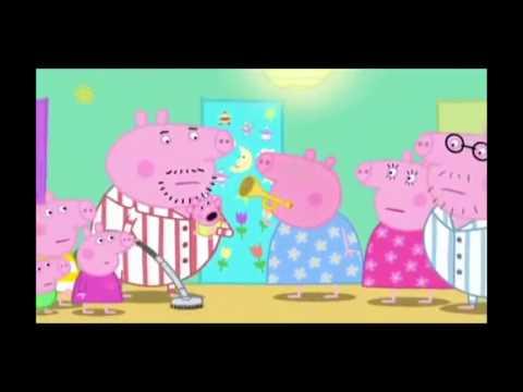 peppa pig the noisy night