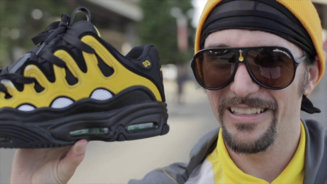 dd6389ea603 100 Kickflips in the Osiris D3 Shoes - YouTube