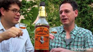 Old Grand-Dad Whiskey We Taste Bottle-Aged Kentucky Bourbon That Still Packs A Smokey Punch