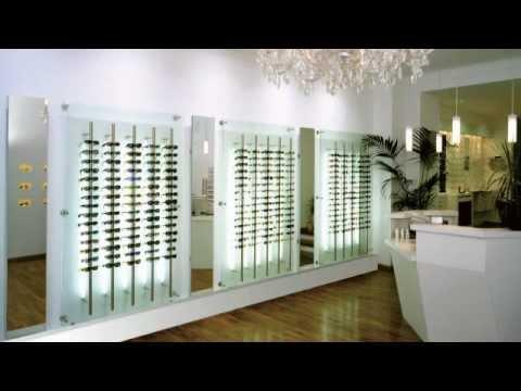 Wall Mount Displays- Eyeglass & Optical Displays, by CNS Frame ...