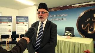Interview with Zartasht Munir Ahmad Khan - Jalsa Salana Sweden 2014