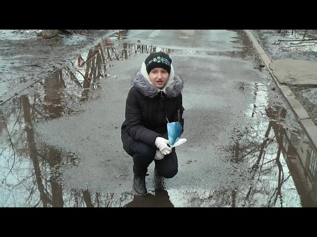 Изображение предпросмотра прочтения – ЕвгенияПолухова читает произведение «Весенние воды (Еще вполях белеет снег…)» Ф.И.Тютчева