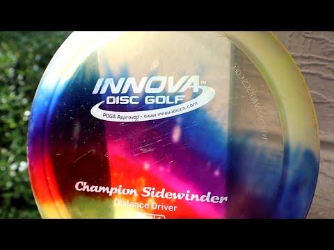 Innova Champion Sidewinder Review (Not Understable)