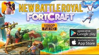 FORTNITE MOBILE: GAMEPLAY (FORTCRAFT ANDROID & IOS) ‹‹ Download links ››