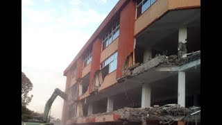 MP's mall demolished by National Environmental Management Authority