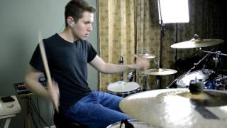 Hello- Drum Cover- Adele (REUPLOAD- DRUMS ONLY)