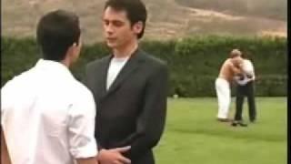 Pelea de Esteban VS Miguel - Rebelde - RBD