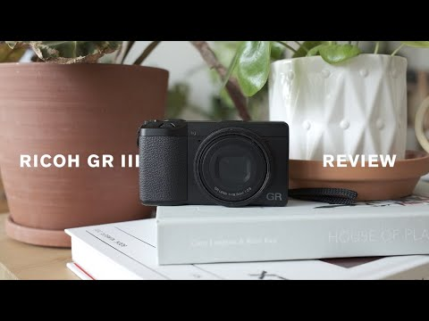 Download Ricoh GR III Review and Samples