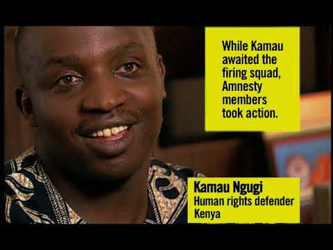 Amnesty International - Protecting Individuals At Risk