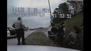 Birmingham Police beating Five officers on May 20th 2009 Thumbnail