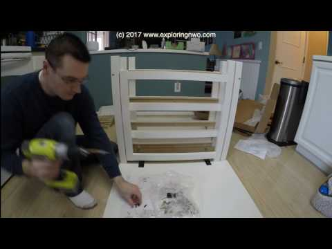 IKEA NORDEN Table - Time Lapse of Construction