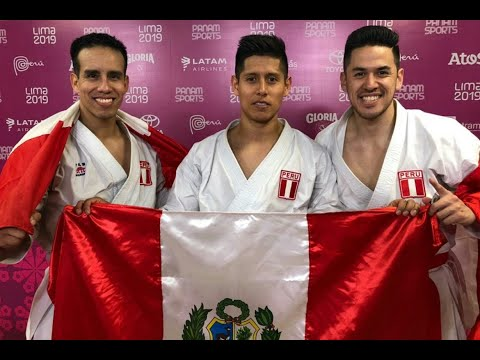 Final De Kata Masculino Lima 2019