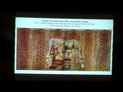A Story of a Korean Scholar's Accoutrement Painting with Hyonjeong Kim Han (Part 2 of 2)