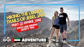 A beginners guide to hiking Jebel Jais including safety tips | United Arab Emirates