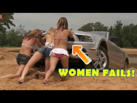 Women Fail In Traffic & INSTANT REGRET #8 FUNNY FAILS VIDEOS 😂