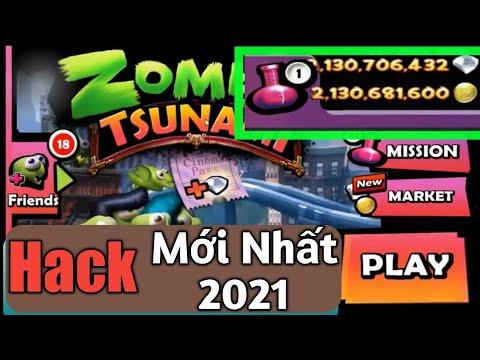 cách hack game zombie tsunami trên android - Hướng dẫn Hack zombie tsunami phiên bản mới nhất 2021