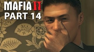 Mafia 2 Walkthrough Gameplay Part 14 - SMELLY