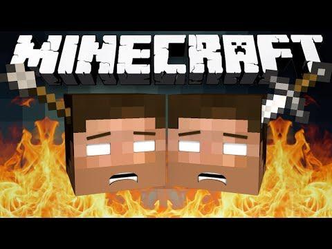 Minecraft Minigame: EPIC DOUBLE KILL! - (Battle Dome Part 2) - w/Preston & Friends