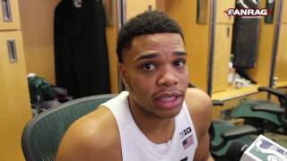Michigan State Basketball: Miles Bridges post 65-47 win over Minnesota