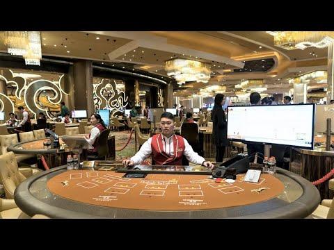 Macau Casino Stocks Plunge Amid Government Scrutiny