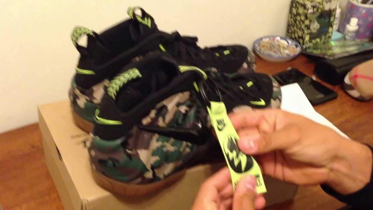 designer fashion 4c5f9 acbe4 Nike Air Foamposite Pro PRM LE