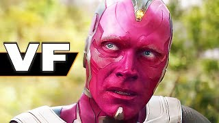 AVENGERS INFINITY WAR Bande Annonce VF (Version Longue, 2018)
