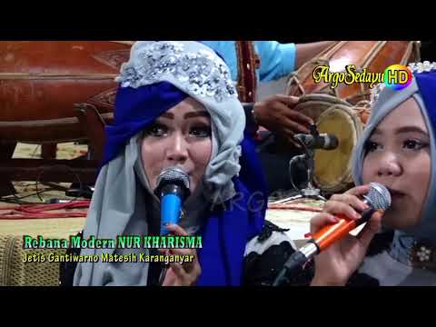 HD Video Rebana NUR KHARISMA Pepeling