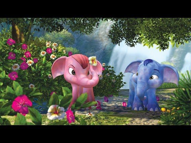 A kék elefánt (The Blue Elephant), teljes magyar szinkronos mesefilm, 73 perc