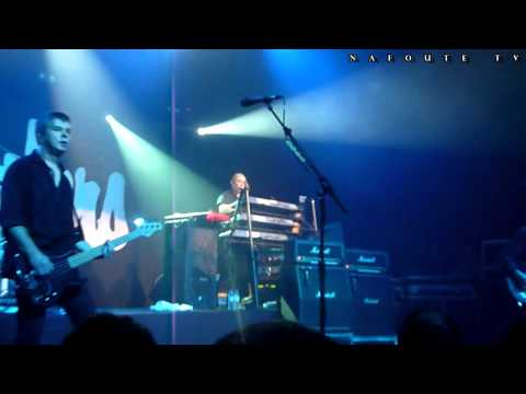 """2012.04.03 The Stranglers - """"5 minutes"""" Live @ Le chabada Angers"""
