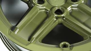 Black Rhino Wheels - Recon in OD Green