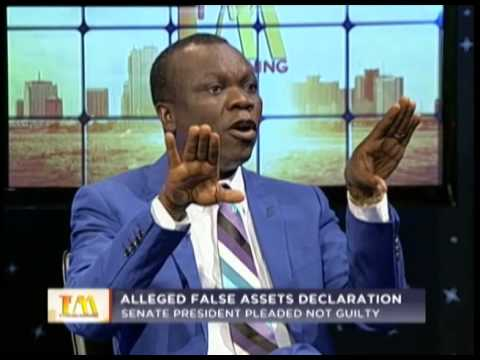 THIS MORNING | ALLEGED FALSE ASSETS DECLARATION | PART A
