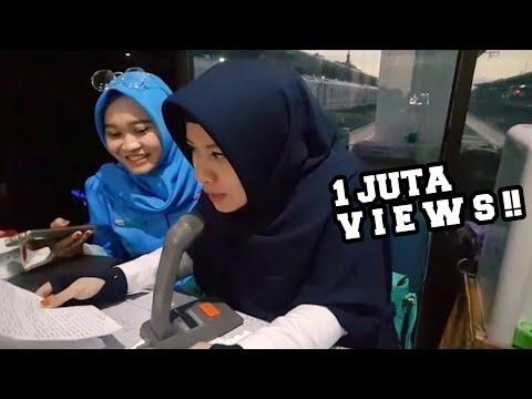 Suara Announcer Merdu Oleh Ibu Ghina
