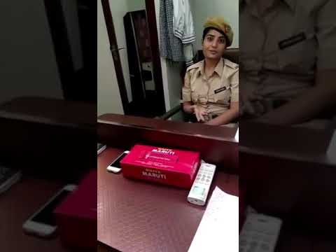 Lady Police Girl Great Mimicry Of Doremon Sinchen And More