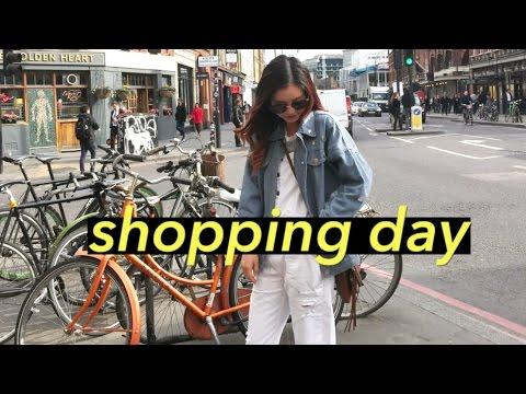 Shopping Around London: Topshop, Lush, & More!