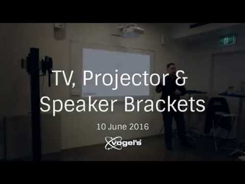 TV, Projector & Speaker Brackets InfoSession [10 June 2016]