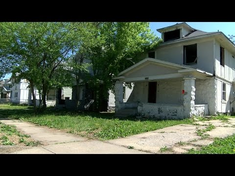 East of Troost IG account features vacant homes in eastern Kansas City