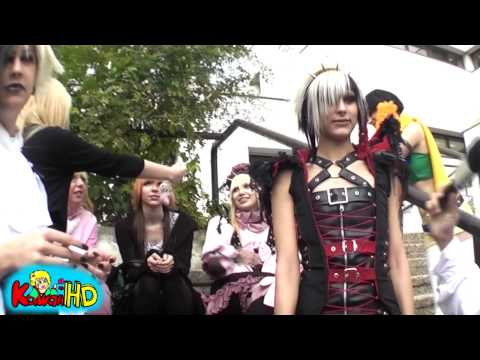JRock, Visual Kei & UNDER CODE - Captain Hentai Interview @ AniNite'10 Thawa 2010