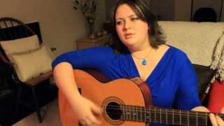 Christina Aguilera Walk Away cover by Audrey Inman