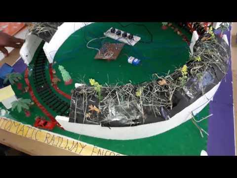 Railway  energy saver project