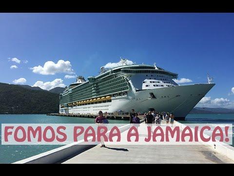 VLOG: CRUZEIRO ATÉ A JAMAICA | #ClauViaja
