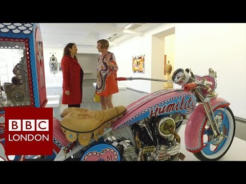Grayson Perry 'The Most Popular Art Exhibition Ever!' - BBC London News