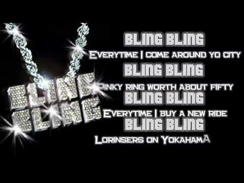 Cash Money Millionaires - BLING BLING - lyrics