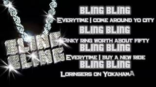Cash Money Millionaires - BLING BLING - lyrics