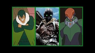 Vulture Evolution in Cartoons & Movies (2018)